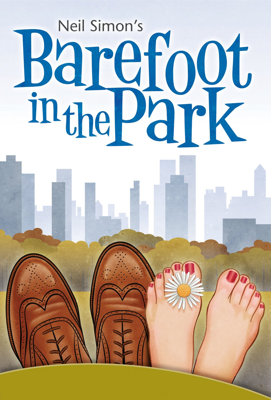 Barefoot in the Park Script Cover