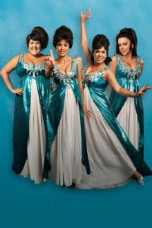Costumes from musical 'The Sapphires'