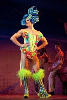 Felicia costume from Priscilla, Queen of the Desert—the Musical